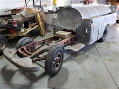 1948 Eaton Fuel Delivery Truck Body