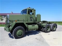 1980 AM General M916 Heavy Duty MET 629 T/A Truck Tractor