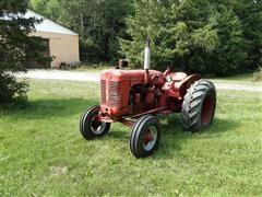 1956 Case 400 Diesel Standard 2WD Tractor