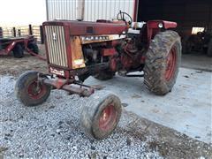 1965 Farmall 656 2WD Tractor