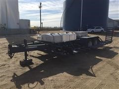 2005 Duo Lift Self Propelled Sprayer T/A Transport Trailer