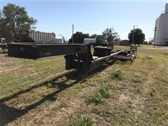 1994 Homemade T/A Sprayer Trailer