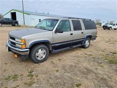 1998 Chevrolet K1500 4x4 Suburban
