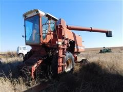 International 1480 Axial Flow Combine For Parts