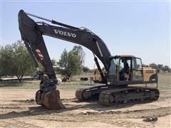 2007 Volvo EC290CL Excavator