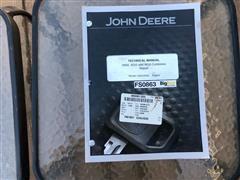 John Deere Technical Repair Manual, 9450, 9550, 9650 Combine