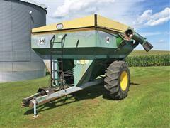 J & M Grain Cart