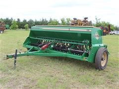 Great Plains 1300 21x8 Double Disc End Wheel Drill