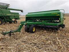 2007 John Deere 1590 No Till Grain Drill