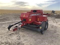 2018 Massey Ferguson 1840 Small Square Baler