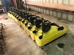 John Deere XP Poly Boxes W/Metering Units