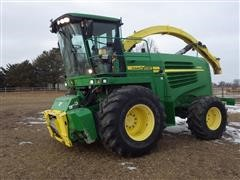 2008 John Deere 7850 Forage Harvester