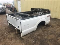 2013 Ford F350 Bed