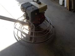 Best Concrete Finisher Gas Powered