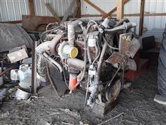 Cummins Big Cam 350 Engine Assembly