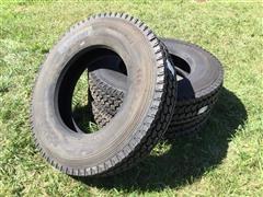 Akuret 11R24.5 Matching Truck Tires