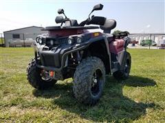 2016 Odes Assailant 800 ATV