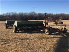 John Deere 8350 Grain Drills w/ 2-Drill Hitch
