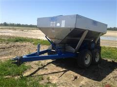 Doyle GWD6T-ST Pull-Type Dry Litter/Fertilizer Spreader