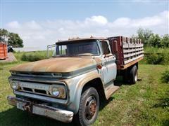 1963 Chevrolet C63 Grain Truck