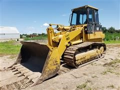 1992 Caterpillar 963 Track Loader