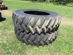 Firestone 23 Degree All Traction 20.8-R42 Tractor Tires