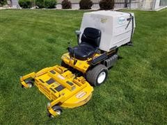 Walker Zero Turn MTGHS Mower W/Electric Dump
