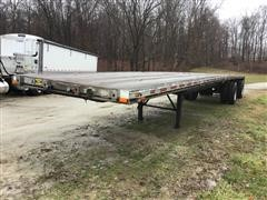 1994 East T/A Flatbed Trailer