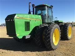 John Deere 8570 Bareback 4WD Tractor