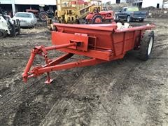 Case 180 Manure Spreader