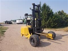 2004 Noble TM50 5000 Lb TrailMate Forklift
