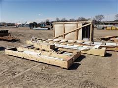 Behlen Building Trim/Entrance Roof Canopy