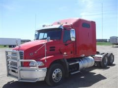2014 Mack Pinnacle CXU613 T/A Truck Tractor