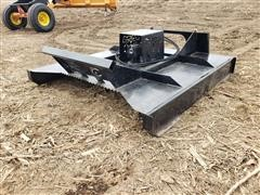 Brute 6' Wide Skid Steer Rotary Cutter