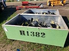 John Deere Seed Vac Meters