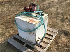 Delta Fuel Transfer Tank