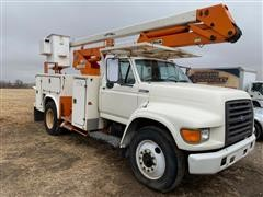 1997 Ford F700 S/A Bucket Truck