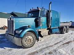 1995 Kenworth W900 T/A Truck Tractor