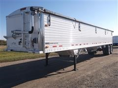 2014 Timpte Super Hopper T/A Grain Trailer