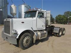 1989 Peterbilt 379 T/A Truck Tractor