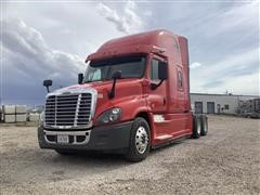 2016 Freightliner 125SLP Cascadia Evolution T/A Truck Tractor