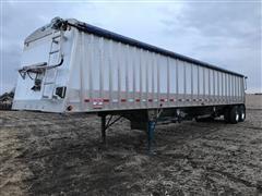 2012 Cornhusker 800 T/A Grain Trailer