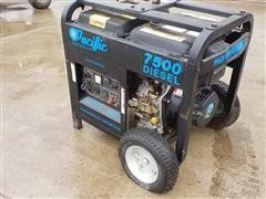 Pacific 7500 Diesel Industrial Generator