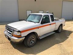 2000 Ford Ranger XLT Extended Cab Pickup