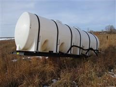 JD Skiles Portable Water Tanks