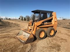 2000 Case 1840 Skid Steer