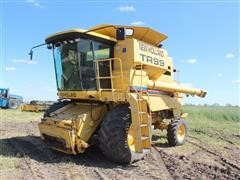 1999 New Holland TR99 Twin Rotor 2WD Combine