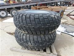 Titan Torc-Trac R3 16.9-24 Tires & Rims