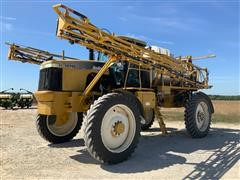 2007 RoGator 1274C 4WD Self-Propelled Sprayer