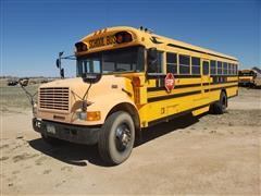 1994 International Blue Bird School Bus
